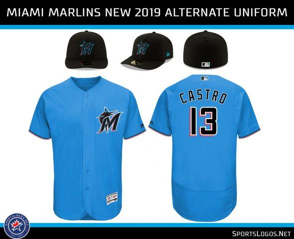 6fda35bef89 Our Colores  Miami Marlins Unveil New Logos