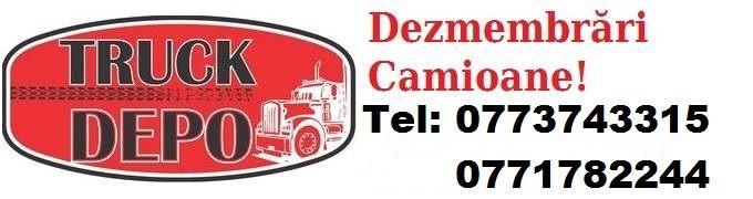 Nou! La comanda de minim 1500 de Euro livrare gratuita in Romania!!! Pentru mai multe detalii, contactati-ne: 0773 743 315, 0771 782 244, 0365 424 682, office@truckdepo.ro .