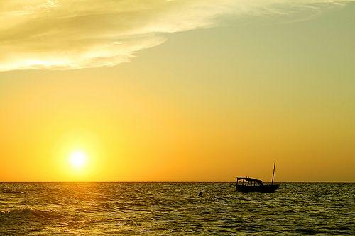 Chelem Yucatan Mexico - a fishing village near Progreso