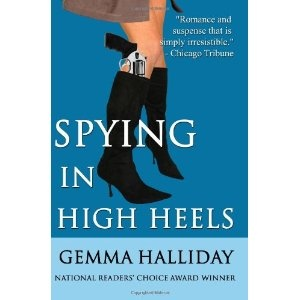 Spying in High Heels (High Heels Mysteries) (Paperback)  http://www.amazon.com/dp/1467978043/?tag=iphonreplacem-20  1467978043