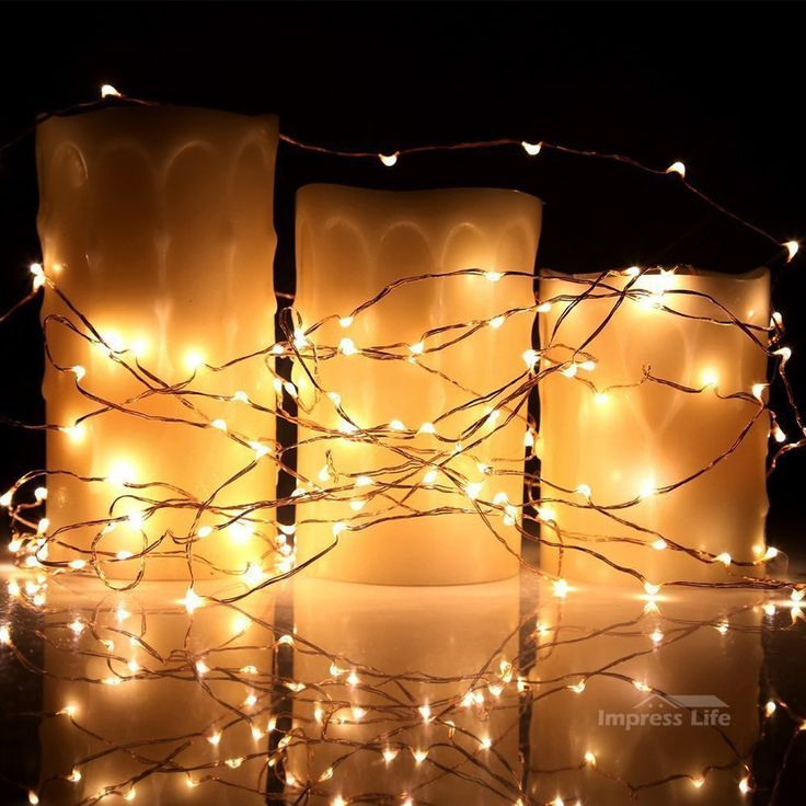 We Install Fairy Lights: 1000+ Ideas About Starry String Lights On Pinterest