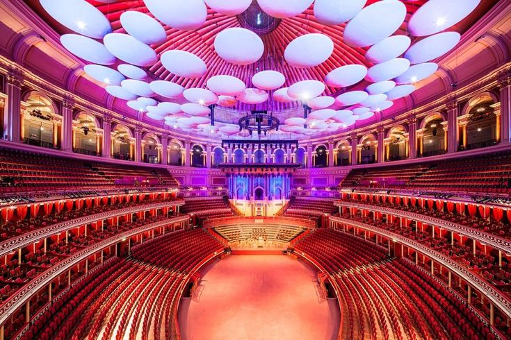Grand Tour and Afternoon Tea at the Royal Albert Hall - Day out in London