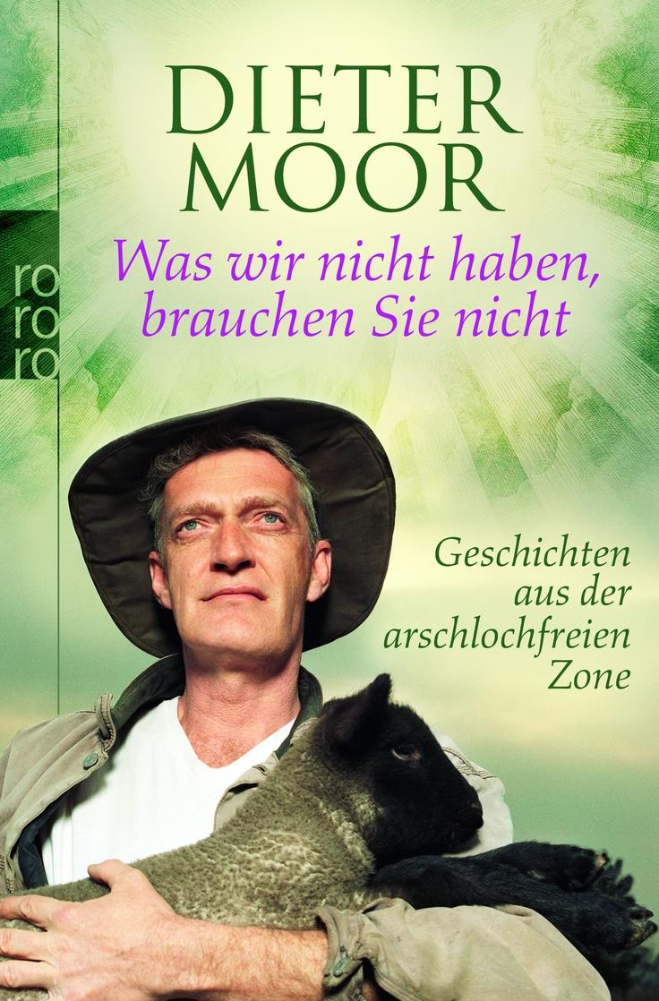 """""""Was wir nicht haben, brauchen Sie nicht"""" - Literaturfilm-Trailer zum Buch von Dieter Moor (erschienen bei Rowohlt)."""