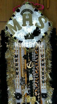 Image result for mansfield high school homecoming mums