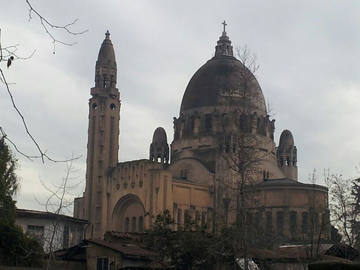 Gruta de Lourdes, Santiago, Chile.