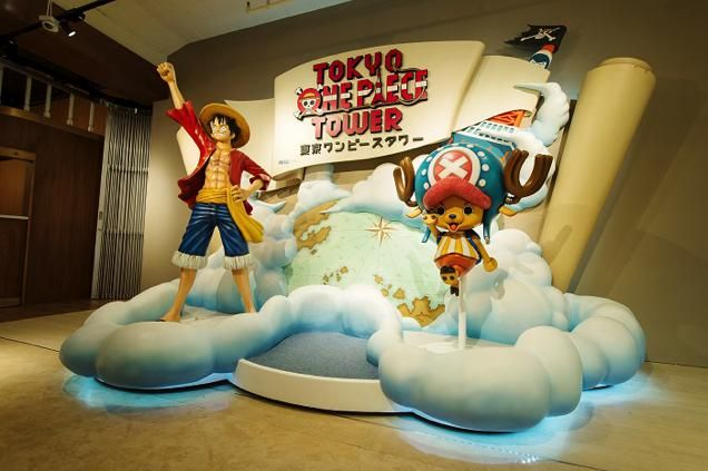 """Dubbed """"Tokyo One Piece Tower,"""" this is Japan's first large-scale One Piece theme park. As Kotaku reported last year, this theme park (and it's explicitly being called a """"theme park"""" or テーマパーク in Japanese) marks the 15th anniversary of the One Piece anime. Pretty cool, huh?"""
