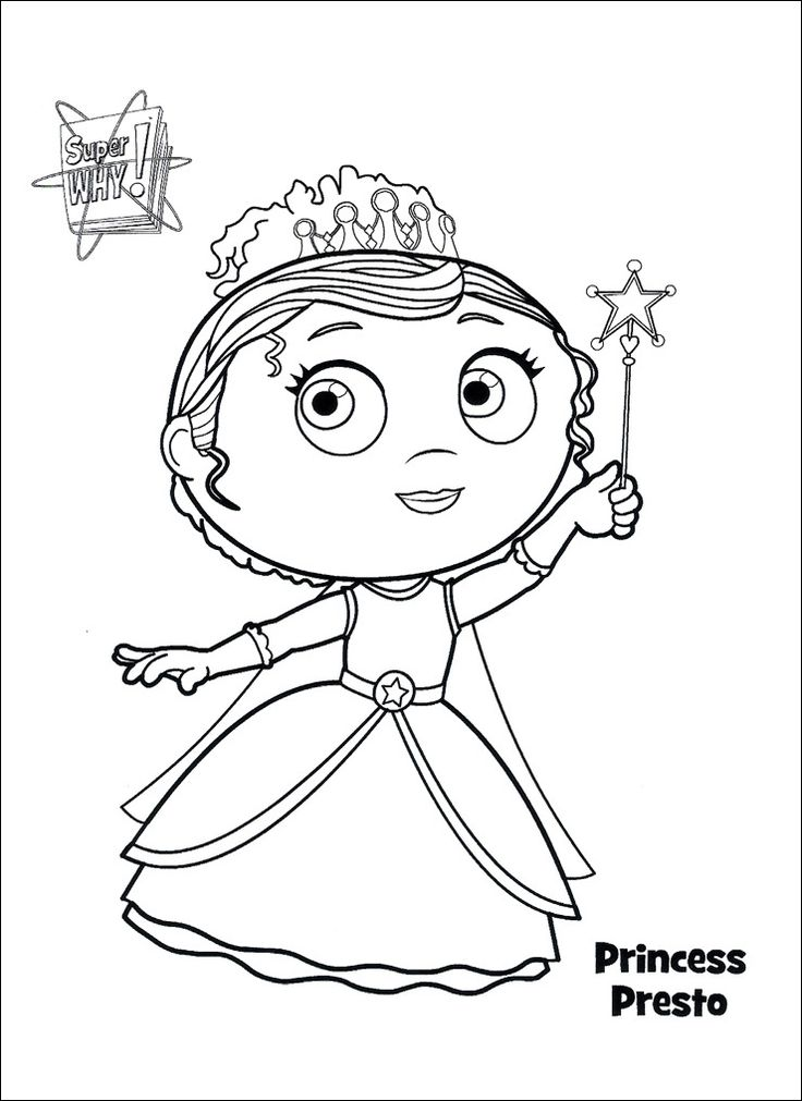 387 best Cartoon Coloring Pages