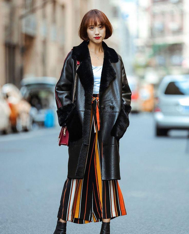 9 best Shearling Coats images on Pinterest | Shearling coat ...