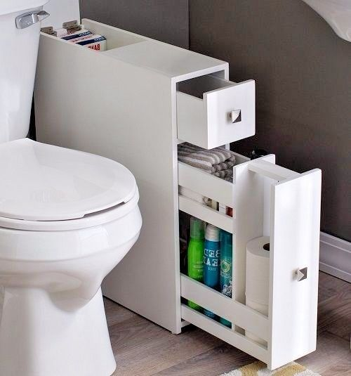 Best 25 Narrow Bathroom Cabinet Ideas On Pinterest Ikea Bathroom Furniture Small Downstairs