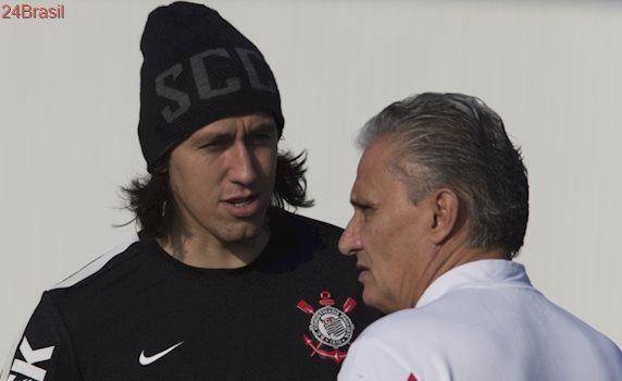 Com chance nos 2 próximos jogos: Tite confirma que Cássio está na mira da Seleção: 'é o momento dele'