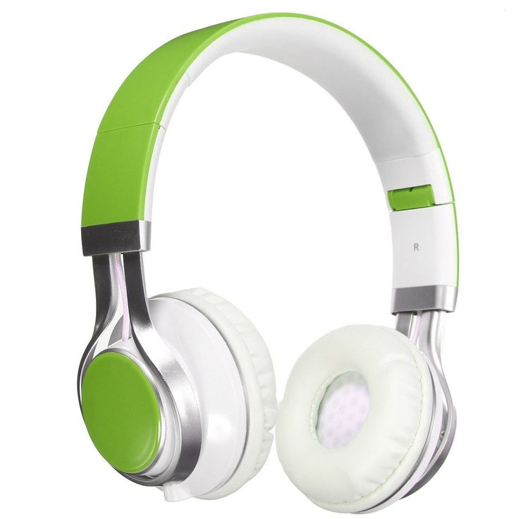 Foldable Headphones Stereo Surround 3.5mm Headband Headset Earbuds For Samsung For HTC Earphones With Mic Audio