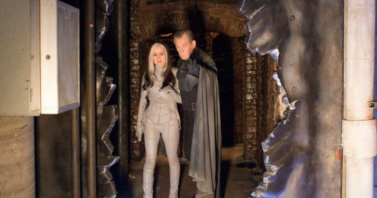 'X-Men: Days of Future Past' Rogue Cut Photos Feature Anna Paquin -- Anna Paquin gets more screen time as Mutant Rogue in an all-new cut of 'X-Men: Days of Future Past', arriving this June. -- http://movieweb.com/x-men-rogue-cut-photos-anna-paquin/