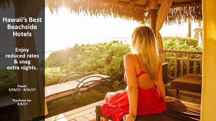 Hawaii's Best Beachside Hotels - https://traveloni.com/vacation-deals/hawaiis-best-beachside-hotels/ #hawaiivacation #maui #kauai #bigisland