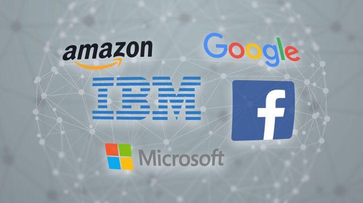 L'intelligenza artificiale unisce Google, Facebook, Microsoft, IBM e Amazon