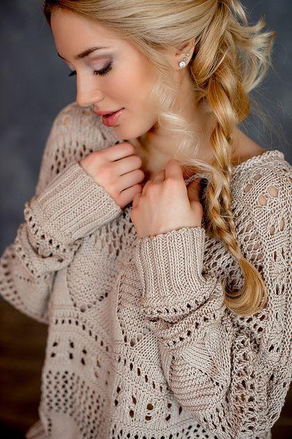 свитер, свитер длинный, свитер туника, свитер женский, свитер с косами, вязаный свитер туника, платье вязаное, платье, вязаное платье, платье туника, платье-туника, платье туника вязаное, туника вязаная, вязаная туника, вязаная туника платье, свитер вязаный женский, платье вязаное на заказ, платье туника на заказ, платье туника купить, бежевый