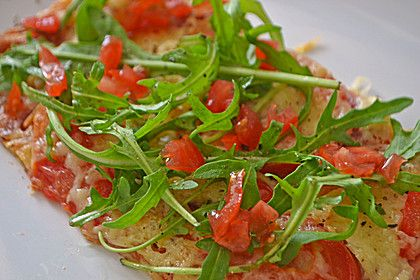 Low Carb Pizzaboden aus Blumenkohl (Rezept mit Bild) | Chefkoch.de