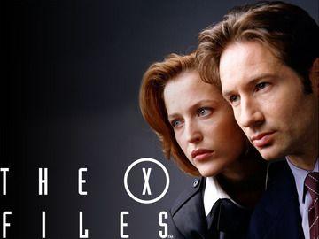 The X-FilesTelevision, Favorite Tv, The X Files, Book Movie Mus, Scifi, Xfiles, David Duchovny, Favorite Televi, Gillian Anderson