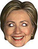 Forum Novelties Hillary Clinton Costume Mask - http://morehalloween.com/forum-novelties-hillary-clinton-costume-mask/