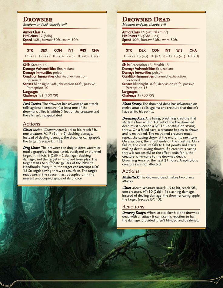 dungeon 5th edition pdf monster
