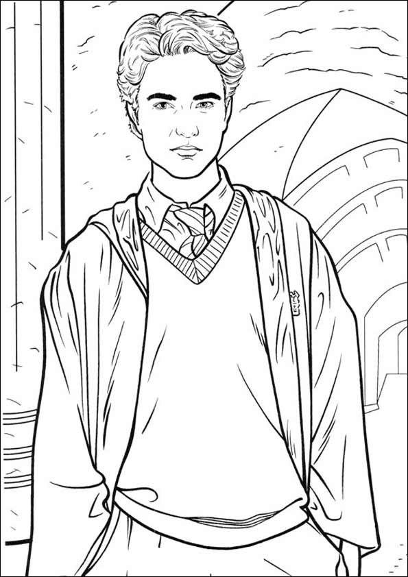 Pin Von Kim Gribble Auf Harry James Potter Ausmalbilder Malvorlagen Inspirierende Zeichnung