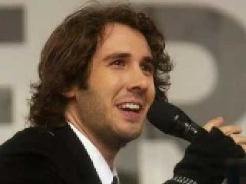 Josh Groban - You're The Only Place - Quite possibly my most favorite song he's done. I have this on repeat.