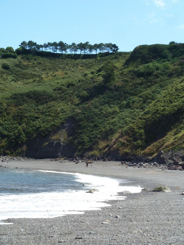 Playa de Llumeres, Gozon, Asturias