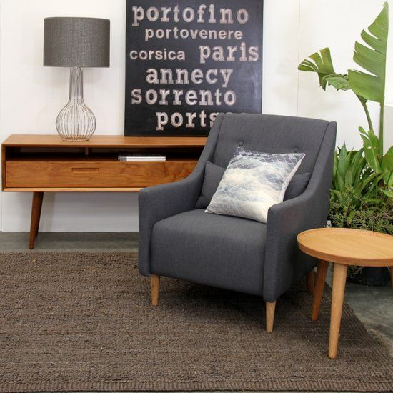 GLC604 Norway Lounge Chair