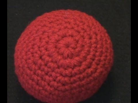 Written Instructions - http://crochet-mania.blogspot.com/2011/11/how-to-make-crochet-ball-amigurumi.html    Teaching the world to crochet, one stitch at a time.  Free crochet lessons and video tutorials for beginner crocheters.      More from Crochet Geek on YouTube:  http://www.youtube.com/user/tjw1963    http://www.youtube.com/user/crochet    Blogger - ...