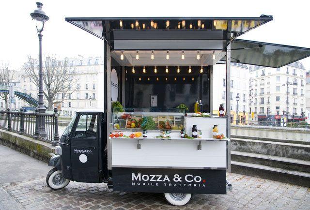 Food truck Paris                                                       …