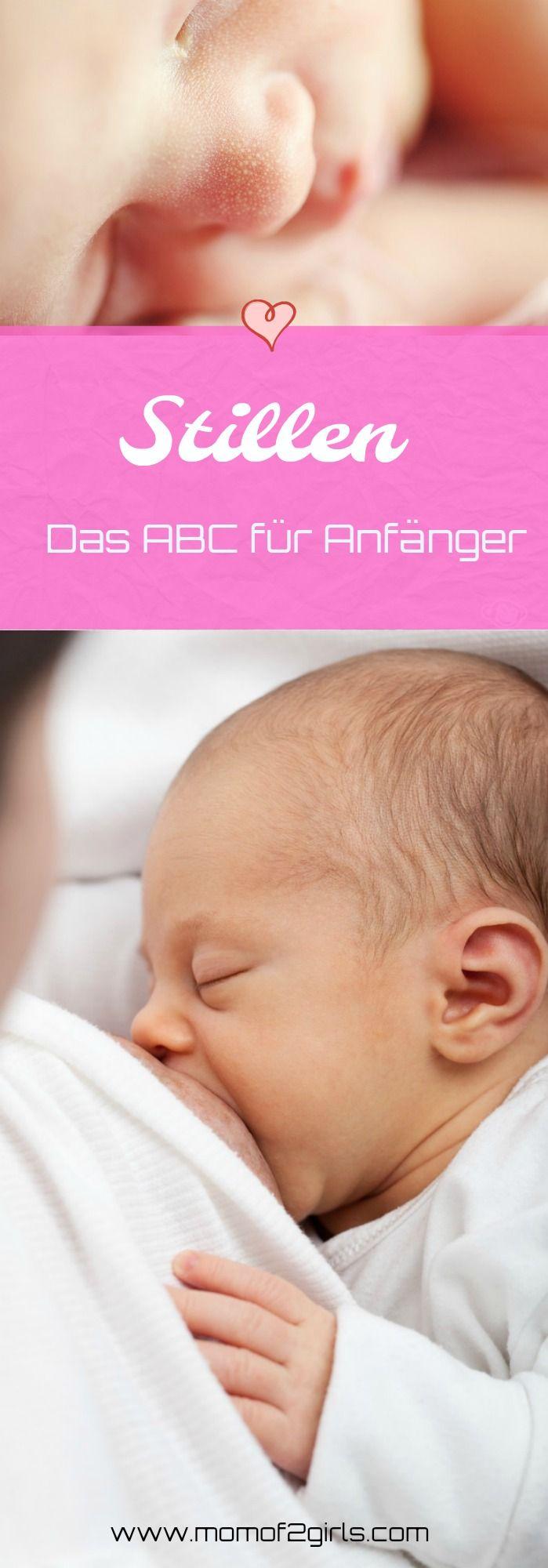 Möchtest Du dein Baby stillen? In meinem Still ABC beantworte ich Dir die wichtigsten Fragen, vom Anlegen über Milchstau bis Zufüttern, so daß dein Stillstart...