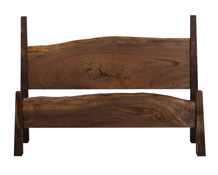 Furniture Rustic Wood Bed Headboards With Mantel Having: Top 25 Ideas About Beds On Pinterest