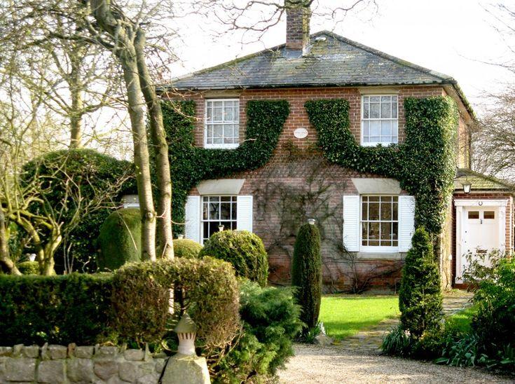 Архитектура для жизни - English cottages as they are: настоящие английские коттеджи.