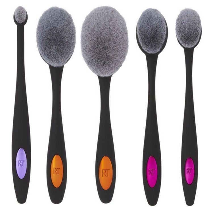 Real Techniques Blend + Blur Brush Collection Available Now – Musings of a Muse