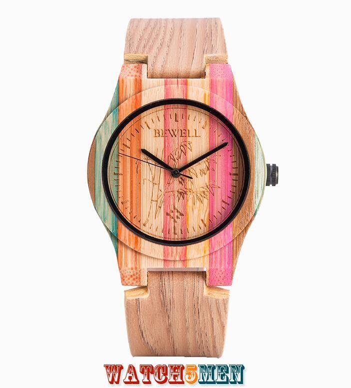 Наручные+часы+Bewell+Bambo+Color+BW-71