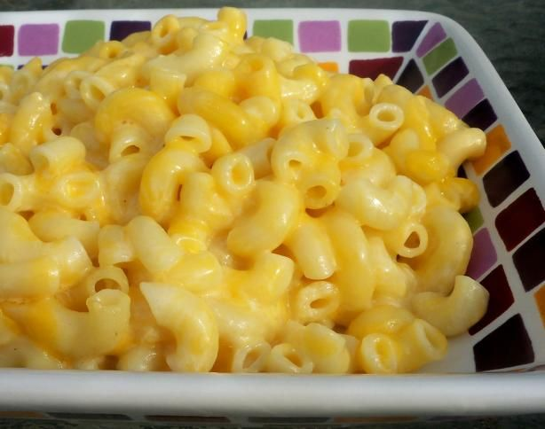 The Lady s Macaroni and Cheese - Paula Deen from Food.com: I saw this recipe on Paula's Home Cooking on the Food Network. I haven't tried it yet, but it looks great! (There's a secret ingredient that adds extra flavor and richness to the dish.)