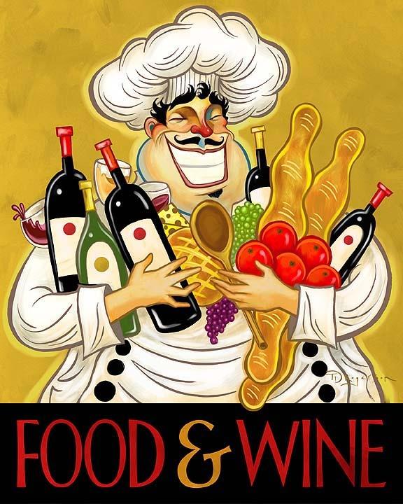 Hoarding Wine by Tim Rogerson