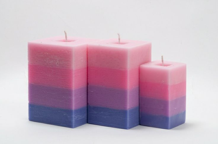 Toffy candle set...