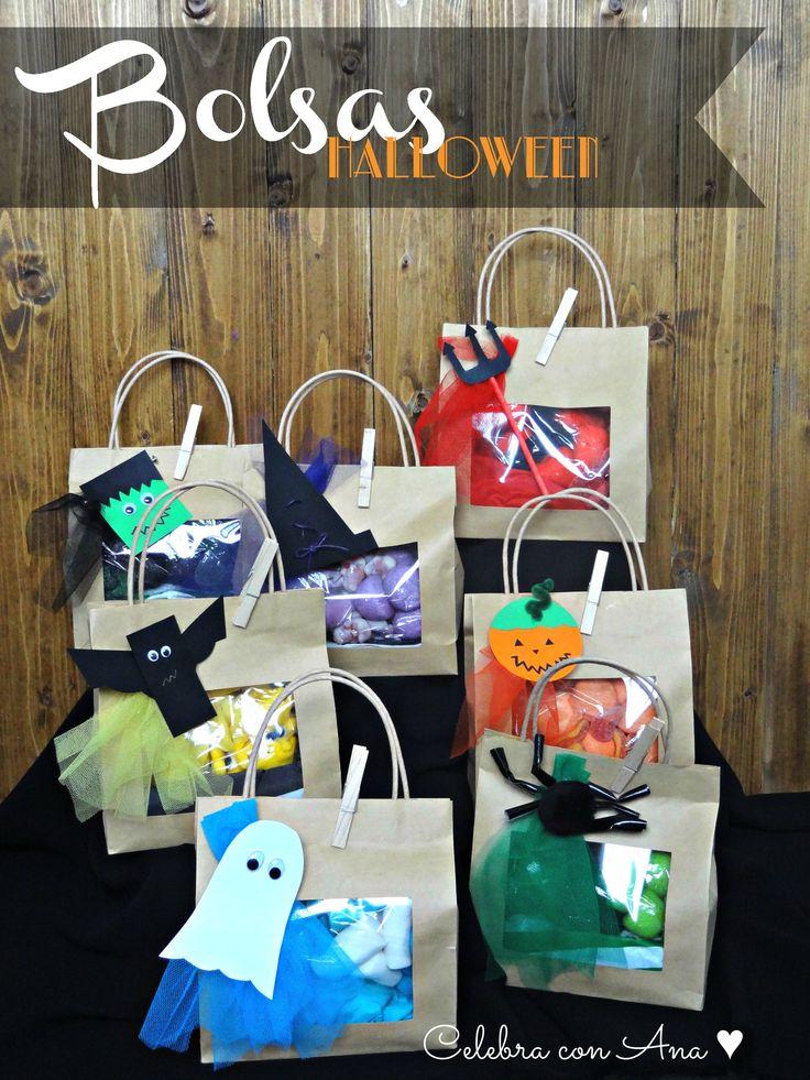 Bolsas Halloween Halloween Bags