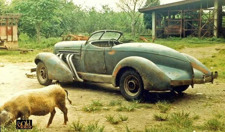 Pin by Ralph Titze on Abandoned | Antique cars, Rusty cars ...