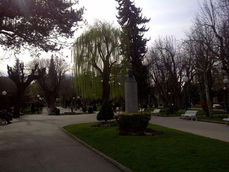 Alameda de Cervantes (Soria)  Autor: Sakkarah