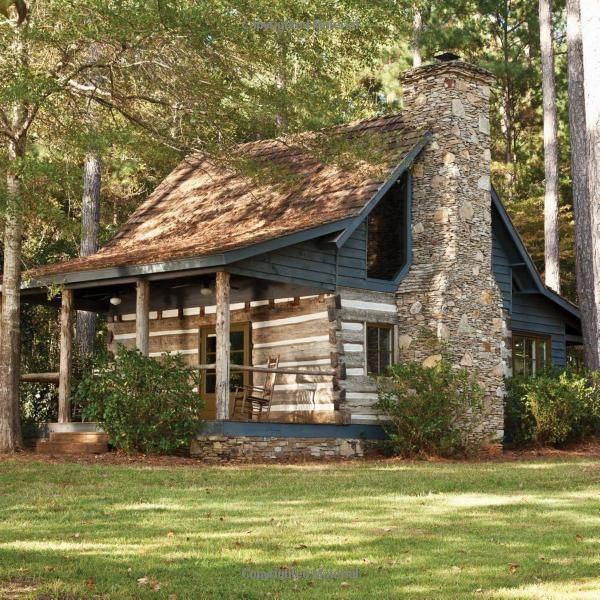 Southern Rustic Cabin E Followill Rustic Cabin Cabins And