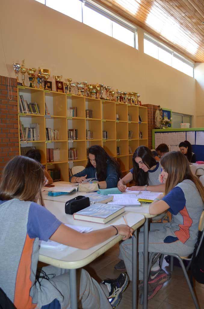 Biblioteca Colegio.