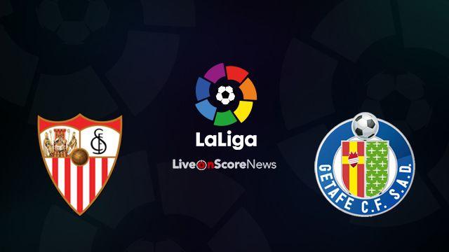 K.O  0:30 Sevilla vs Getafe live streaming la liga http://ift.tt/2DU0943 Laliga Match