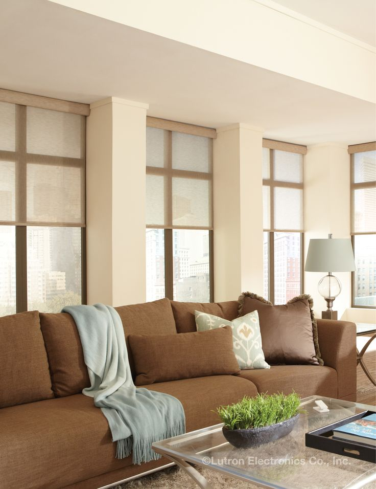 24 Best Motorized Blinds Images On Pinterest Motorized