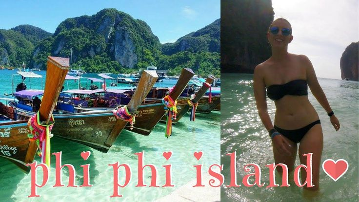 Phi Phi Island: Partying in Thailand Paradise! | Travel Vlog