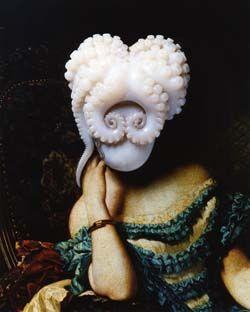 'Octopus Portrait'  Yukimo Utsu