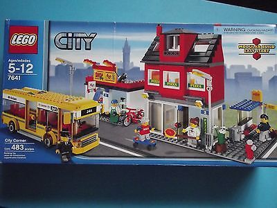 #Boxed lego city #corner #street scene 7641,  View more on the LINK: 	http://www.zeppy.io/product/gb/2/222372832342/