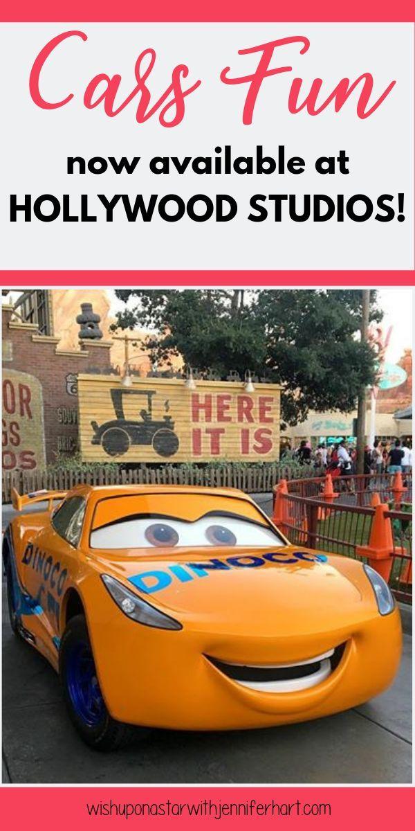Cars Fun At Disney S Hollywood Studios Hollywood Studios Disney Hollywood Studios Hollywood Studio