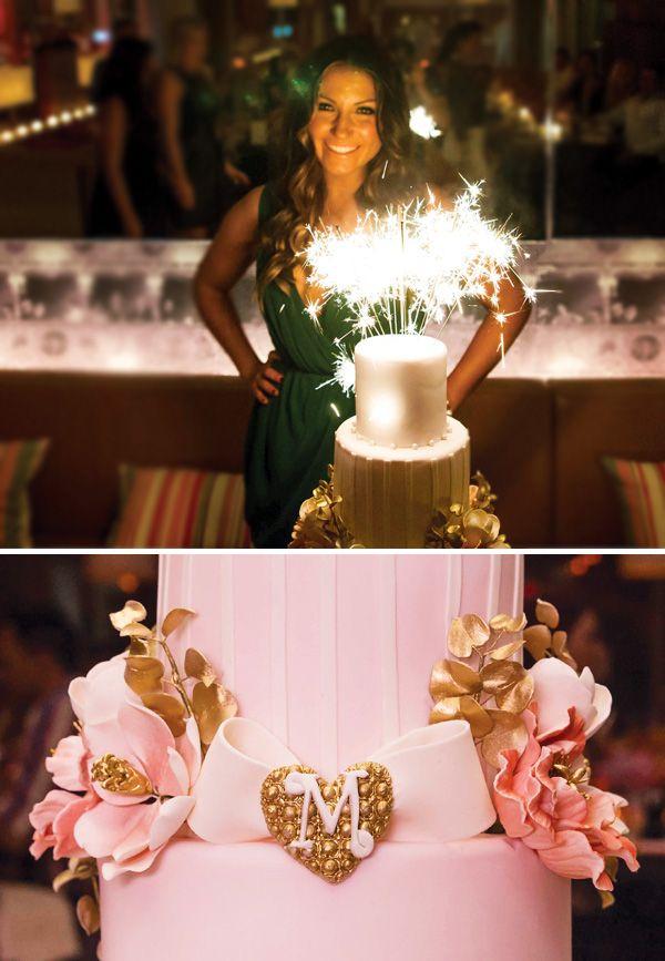 Fabulous Pink & Glam Birthday Fête