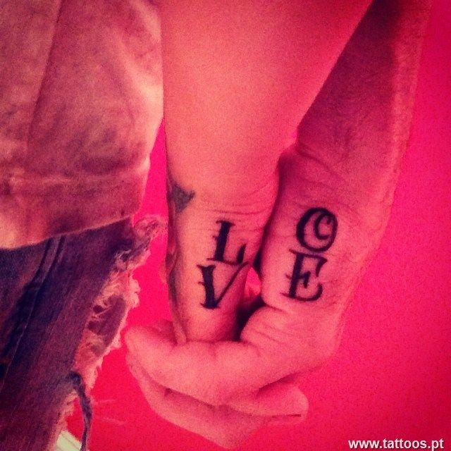 Tattoo for Valentine's Day